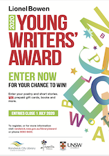 Lionel Bowen Young Writers's Award 2020