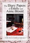 Cover of The Diary Papers of Emily and Anne Brontë