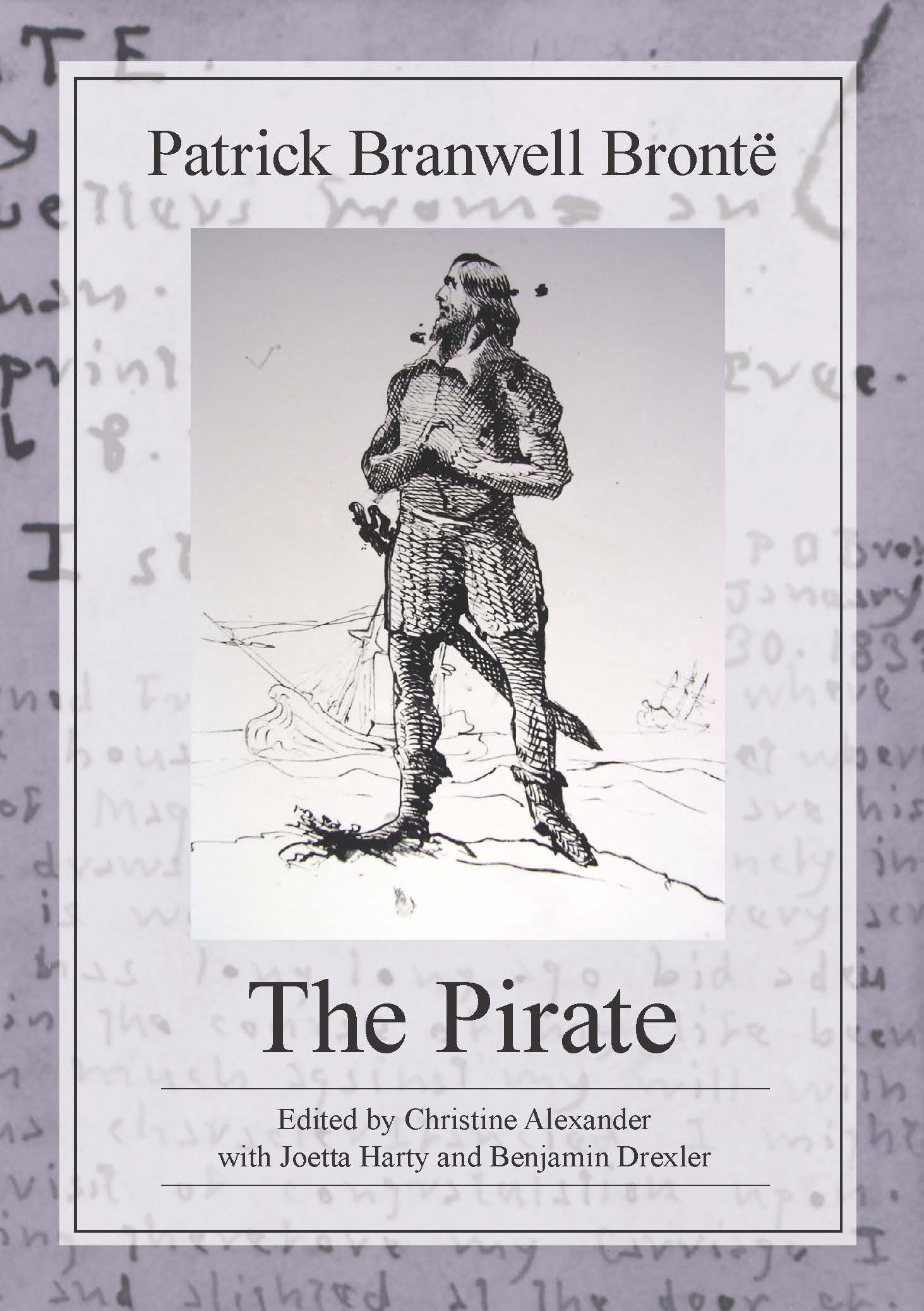 The Pirate by Branwell Brontë